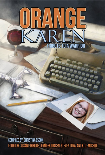 Orange Karen: Tribute to a Warrior - Cover by Kip Ayers