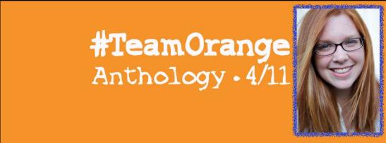 I'm a member of #TEAMORANGE...are you?