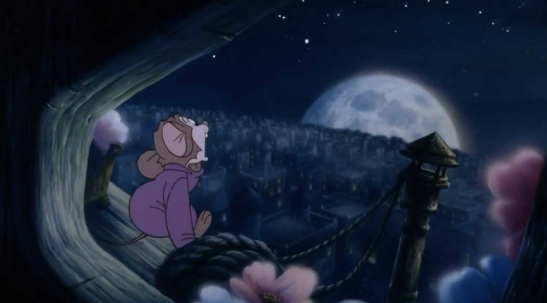 You know you are singing it...I am...poor little Fievel.