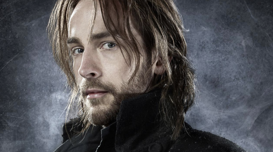 Don't tell my Fake BBC Boyfriend, but Tom Mison from Sleepy Hollow is working his way up my list of accented hotties!