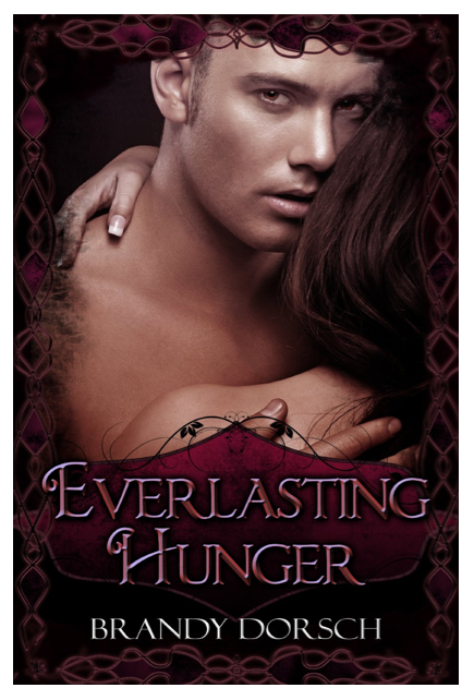 I've not read it, yet, but it is about vampires...and...um...other stuff...he he he...