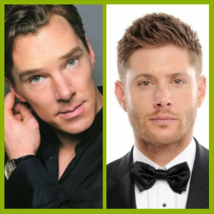 The decision of all decisions...I know. You do know Benny is my #FakeBBCBoyfriend , right? I guess I'll share on my nights out with Jensen. ;-)